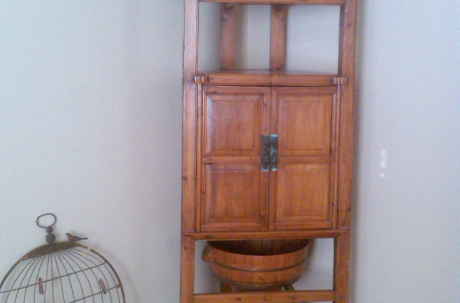 Chinese Laundry Cabinet 1
